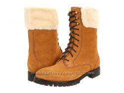 Замшевые  ботинки Cole Haan, Америка