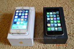 IPhone 5 64GB Black и IPhone 5 32GB White