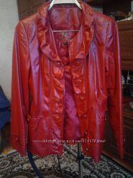 Кожаная куртка Dong Мing