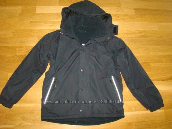 Двусторонняя демисезонная куртка Regatta на 11-12 лет рост 152 см