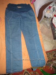 джинсики для будущей мамочки