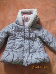 курточка для малышки
