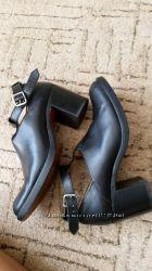 Ботинки Dolcir Carlini Италия размер 38, стелька 24, 5 натуральная кожа