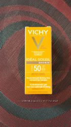 Vichy Ideal Soleil - Солнцезащитный гель для лица SPF 50