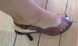 Босоножки Minelli, разм. 40 25, 5 см по стельке - супер для офиса
