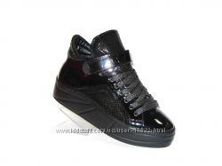 Стильные демисезонные ботинки, новая коллекция, 36-40р.