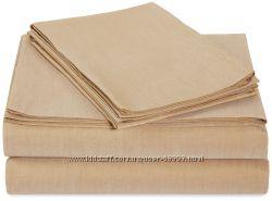 Постельное белье Amazon Basics 150 х 200 см. Оригинал из США.