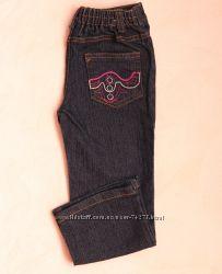 Новые синие джинсы с Zulily, размер 3Т