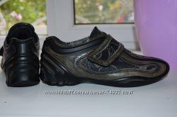 Кожаные, кроссовки Ecco р. 37 по стельке 24, 5 см