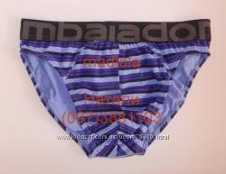 Трусы с ширкой резинкой Embajador Польша Atlantic, размеры M, L, XL, XXL