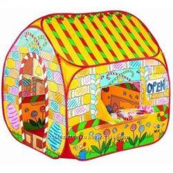 Домик палатка Волшебный конфетный киоск Devik Play Joy