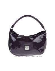 распродаю свои сумки - GF FERRE сумка лакированная с пересылкой
