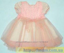 Нарядное платье для девочки ТМ Piccolo