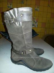 Осенние ботинки Экко 29 р
