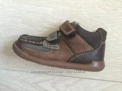 Ботинки-мокасины Clarks, 5f15. 5 см по стельке