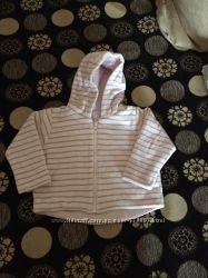 Двухсторонняя куртка Mothercare, р. 6-9 мес
