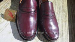 Кожаные туфли Kangaroo 42р-27, 5см  Новые