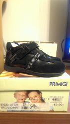 Модные кроссовки Primigi, 24 размер, 15 см стелька