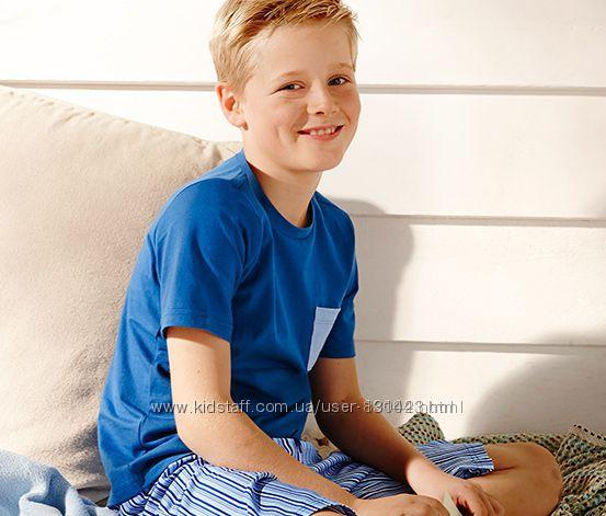 ТСМ Tchibo Германия пижамы в упаковках хлопок 122-128см