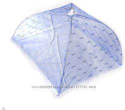 Сетка, зонтик для защиты пищи от мух, разных размеров