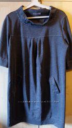 Теплое и удобное платье для беременных ТМ Дианора, размер