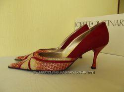 Туфли Loretta Pettinari Италия 39 размер