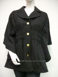 Фирменное пальто-пончо Hilary Radley New York разм. XS-M