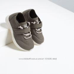ZARA детские кроссовки р. 25