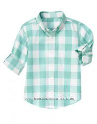 Рубашка Gymboree на 10-12 лет