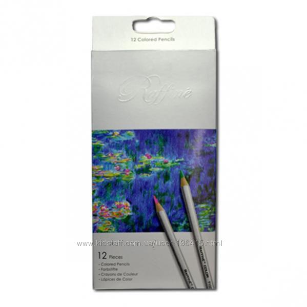 Для рисования - цветные карандаши Marco и альбомы - в наличии
