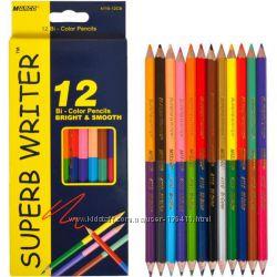 Для рисования - цветные карандаши и фломастеры, альбомы