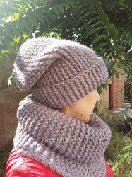 шапка - бини - это модно