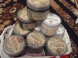 Рецепты бабушки Агафьи Натуральное сибирское мыло для бани Белое