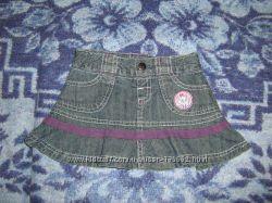 Юбка джинсовая, состояние новой