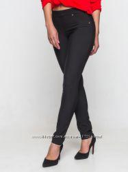 Брюки Анжелика черного цвета, размер 46