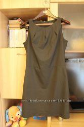 платье сарафан МЕХХ черный