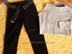 Стильные котоновые штаны. Распродажа