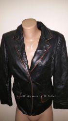 S-M куртка кожа Moonstone Made in Italy размер не указан, смотрите замеры р