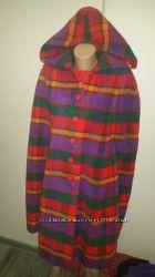 стильно пальто -шинель  плечи приблизительно 54-55 длина по спинке 100 см ш