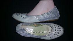 39р-25 см кожа балетки эксклюзив Mjus Spain новые признаков носки нет