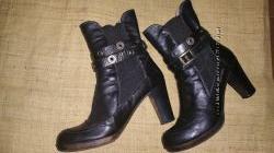 39р- 25. 8 см кожа  Candice Cooper обувь люкс