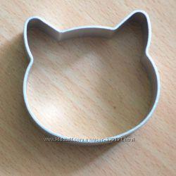 Форма для печенья Котик