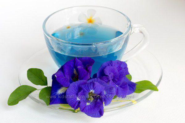 тайский синий чай анчан
