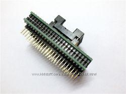 Переходник TSOP48 - DIP48 для программатора адаптер панелька с нулевым усил