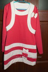 Костюм платье  жилет