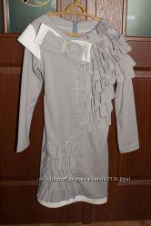 Праздничное платье на 8-10 лет
