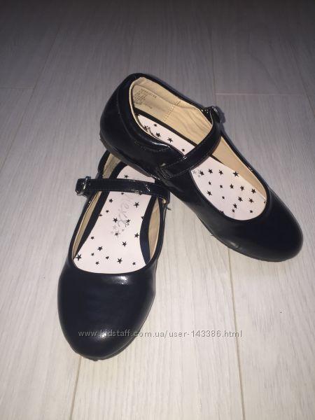Черные туфли Next р. 30, 5