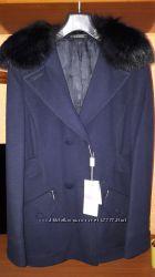 Итальянское пальто шерсть кашемир