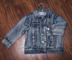 Джинсовая курточка MOTHERCARE