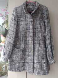 Пальто плащ для беременных для вагітних